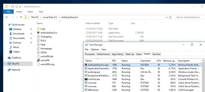 Stop USB Malware (Autorun inf) with Anti-AutoExec