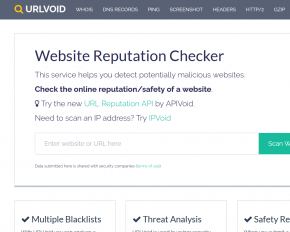site-blacklist-check