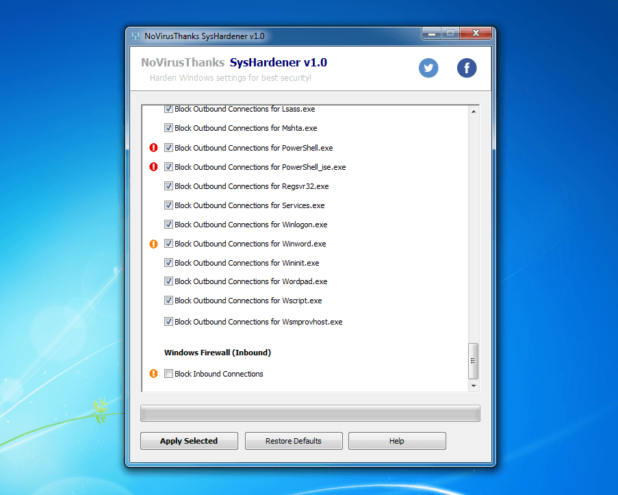 windows 7 hardening guide
